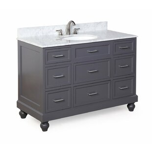 Best Amelia 48 Single Bathroom Vanity Set By Kitchen Bath Collection