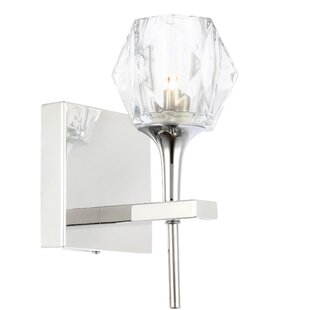 Romona 1-Light Bath Sconce by House of Hampton