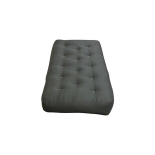 Order 9 Cotton Chair Size Futon Mattress by Gold Bond Reviews (2019) & Buyer's Guide