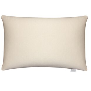 Alwyn Home Travel Bed Buckwheat Hulls Standard Pillow