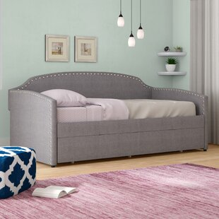 Alcantar Twin Daybed with Trundle by Latitude Run