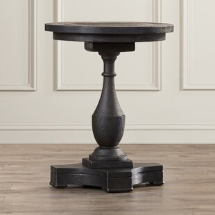 Sarcoxie End Table by Gracie Oaks
