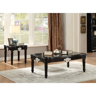 Shultz 2 Piece Coffee Table Set