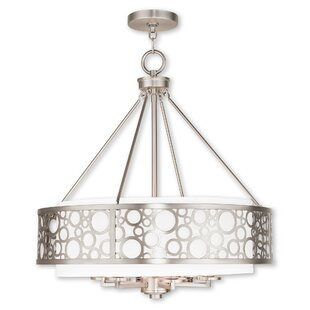 Brayden Studio Laufer 6-Light Chandelier