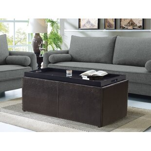 Makela 3 Piece Faux Leather Storage Bench Set by Ebern Designs