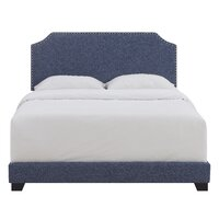 Deals on Zipcode Design Kyara Upholstered Standard Bed