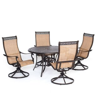 Barras 5 Piece Dining Set