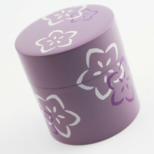 Sakura 0.37 qt. Kitchen Canister