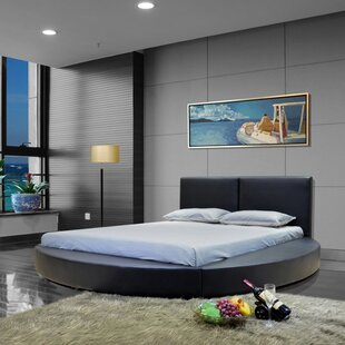 Searching for Lura Queen Upholstered Platform Bed by Orren Ellis Reviews (2019) & Buyer's Guide