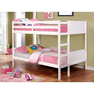 Fields Bunk Bed by Harriet Bee Wonderful