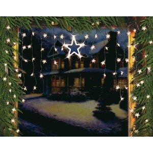 71 Stern-LEDs Lichterkette