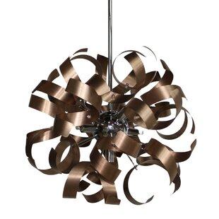 Big Save Juliet 5-Light Globe Chandelier By Wade Logan