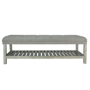 Kuehl Upholstered Storage Bench by Ophelia & Co.