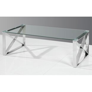 Brendon Coffee Table by Orren Ellis