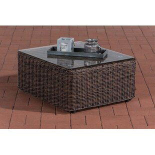 Marbella Polyrattan Side Table Image