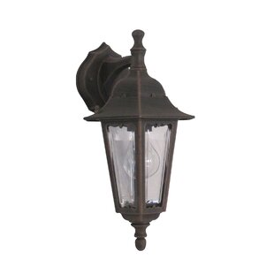 Waverly Hall Exterior LED Outdoor Wall Lantern
