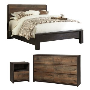 Taumsauk Platform Configurable Bedroom Set