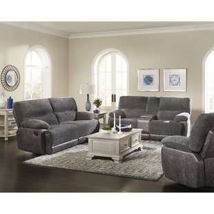 Caldwell Reclining Configurable Living Room Set by Standard Furniture