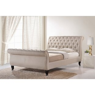 Genesis Upholstered Platform Bed by Rosdorf Park Top Reviews