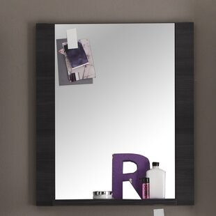60cm X 70cm Surface Mount Mirror Cabinet By Mercury Row