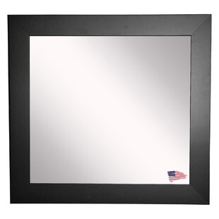 Looking for Hille Satin Wide Wall Mirror By Winston Porter
