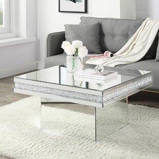 Omarion Solid Coffee Table by Everly Quinn