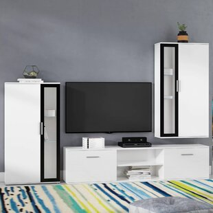 Affordable Price Dipaolo Entertainment Center for TVs up to 88 by Brayden Studio Reviews (2019) & Buyer's Guide