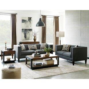 Geraci 3 Piece Living Room Set (Set of 3)