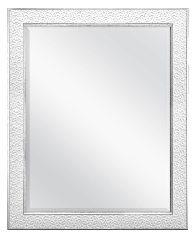 Ophelia Co Encanto Modern Contemporary Beveled Bathroom Vanity Mirror Reviews Wayfair
