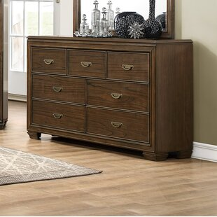 Garold 7 Drawer Double Dresser