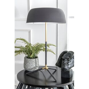 Read Reviews Anderson Iron Shade 22 Table Lamp By George Oliver