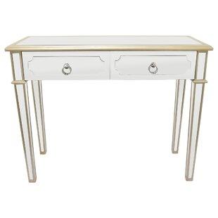Rosdorf Park Lesley Wood Console Table
