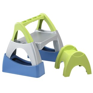 2 Piece Study N Play Writing  Desk and Chair Set by American Plastic Toys