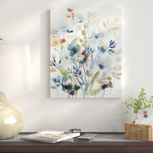 U0027Holland Spring Mix Iu0027 Oil Painting Print On Wrapped Canvas