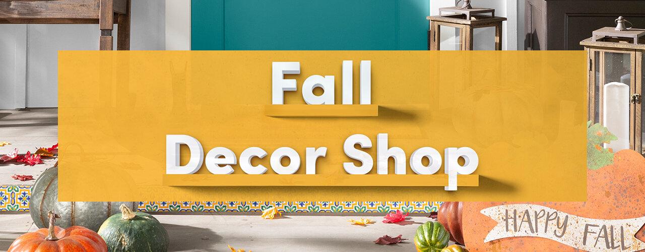 Seasonal Decor Shop