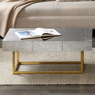 Rand Coffee Table with Tray Top