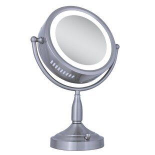 Zadro Dual-Sided Lighted Vanity Mirror