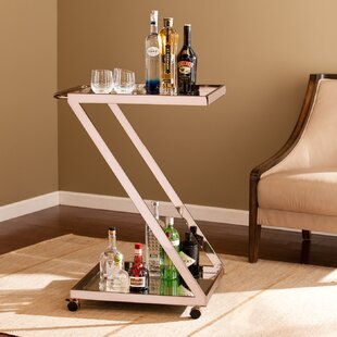 Venice Bar Cart by Wildon Home?