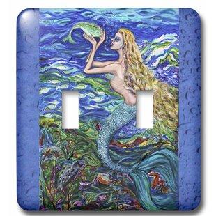Mermaid Light Switch Cover Wayfair