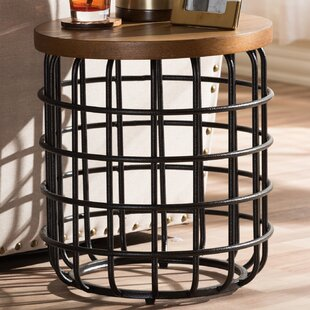 Bargain Mchaney End Table by Williston Forge