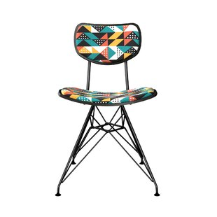 Croswell Upholstered Dining Chair by Ivy Bronx