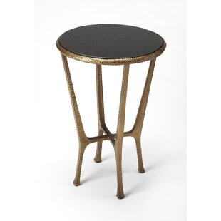 Meikle End Table by Bloomsbury Market