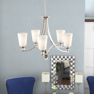 Gace 5-Light Shaded Chandelier by Willa Arlo Interiors