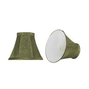 Price Check 6'' Fabric Bell Lamp Shade (Set of 2) By Bay Isle Home