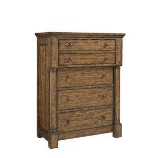 Burndale 5 Drawer Standard Chest