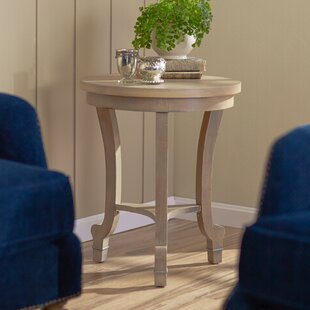 Bargain Chamois End Table By Lark Manor