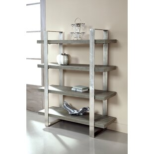 Dearmond 4 Shelf Etagere Bookcase