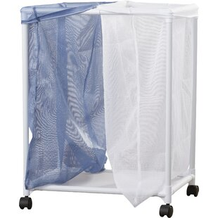 Read Reviews 2 Bag Laundry Sorter By Rebrilliant