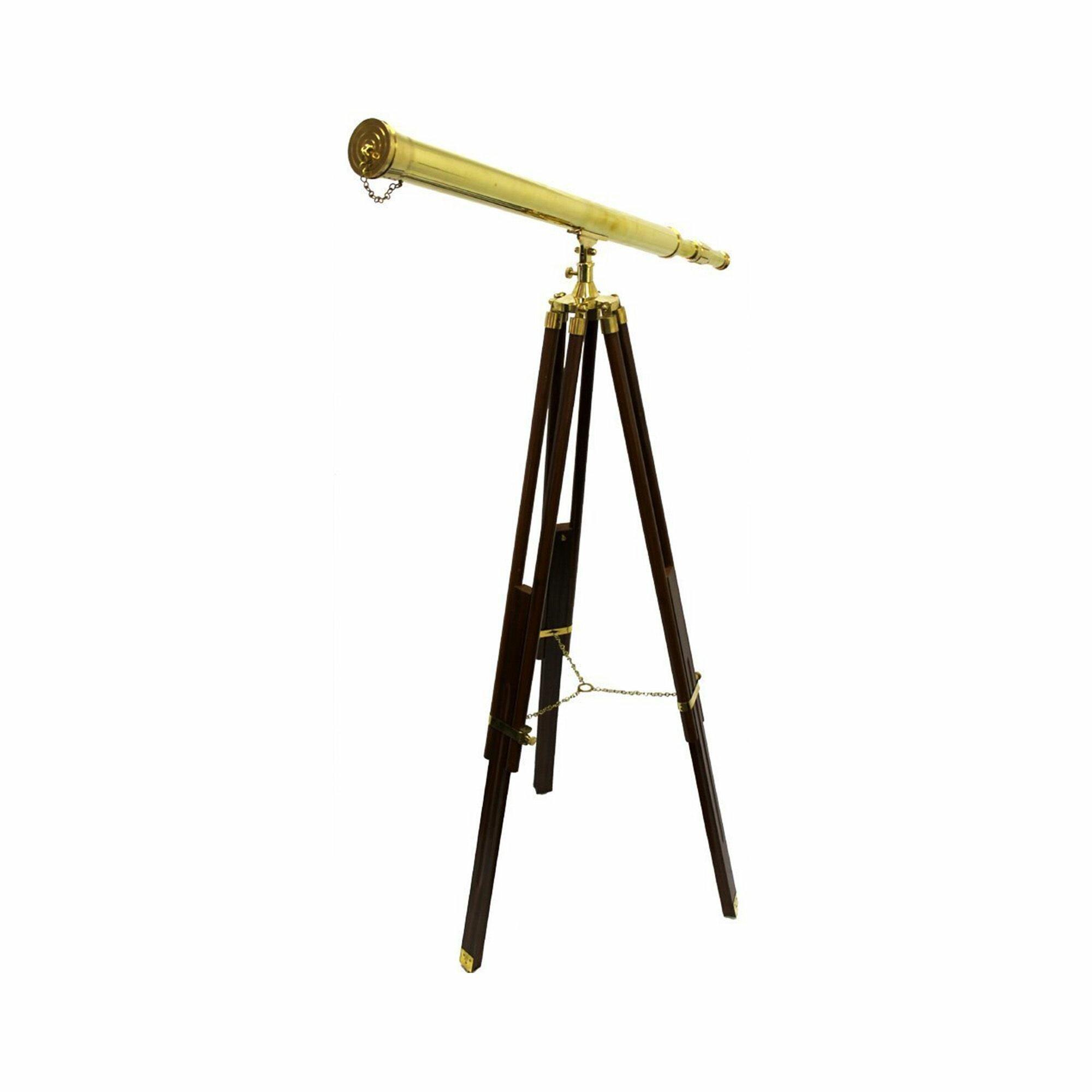 Breakwater Bay Delancey Replica Decorative Telescope Wayfair
