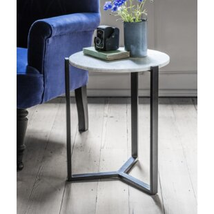 Armory End Table by Mercer..